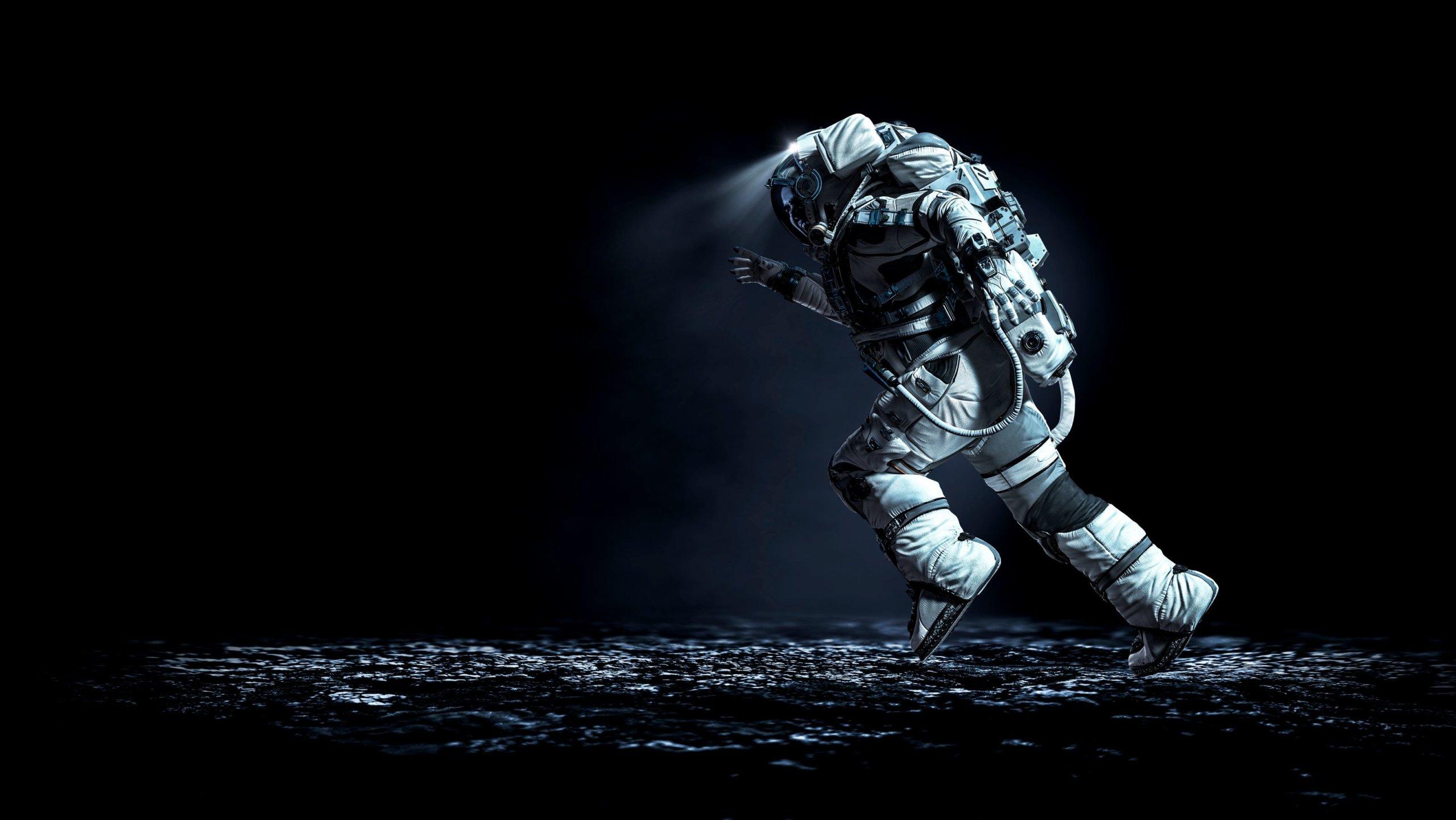 So fit macht irdisches Astronautentraining