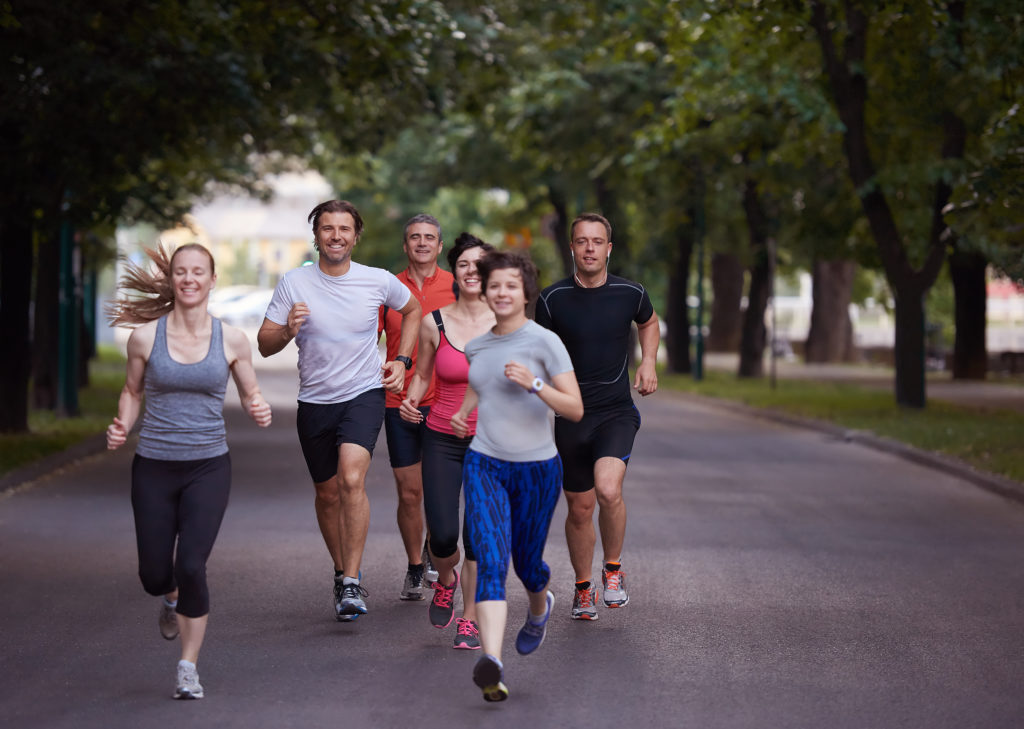 Läufer, Rückenschmerzen, vorbeugen