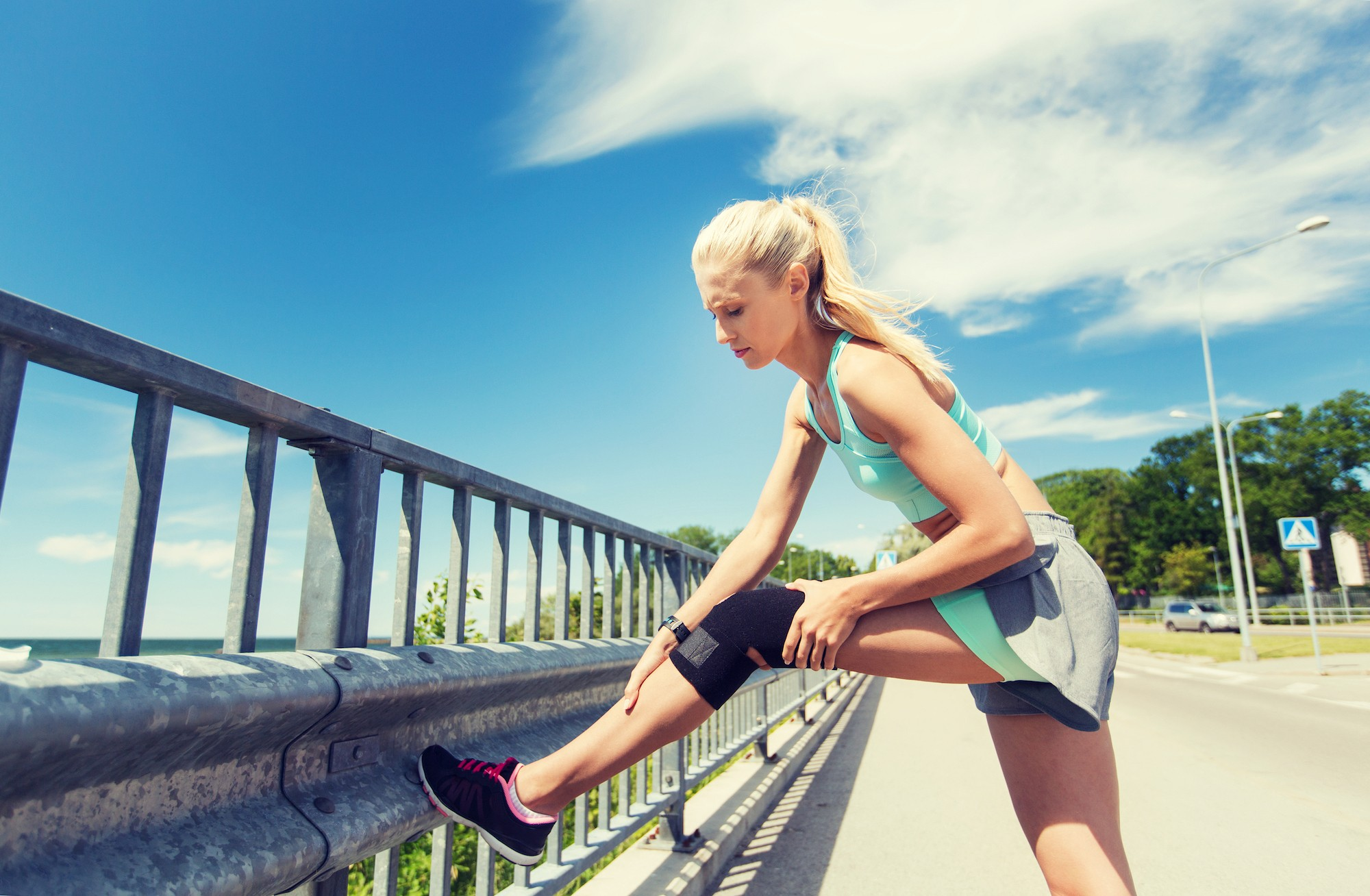 Problemzone Kniegelenk – So läuft es wie geschmiert
