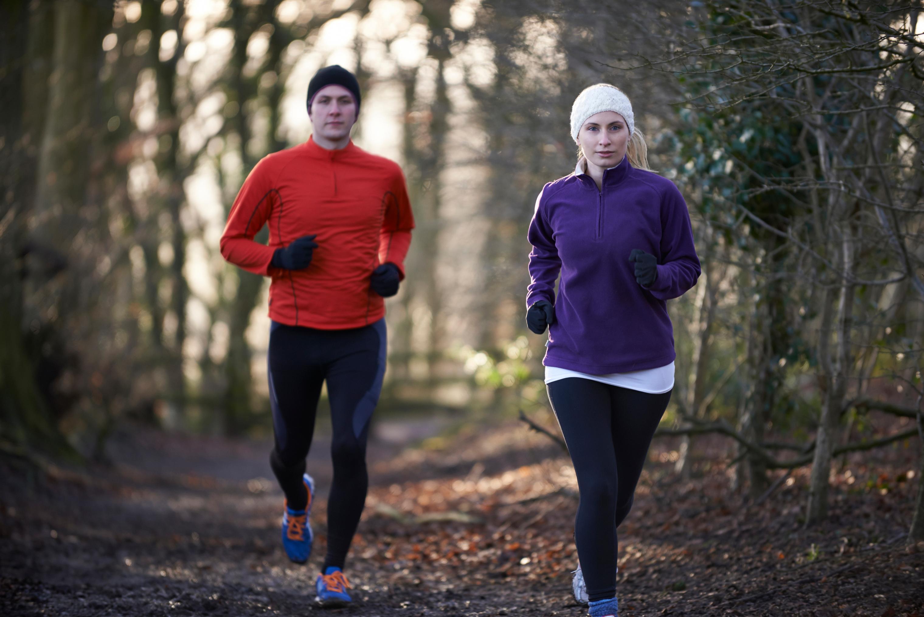 Beim Joggen das richtige Lauftempo finden