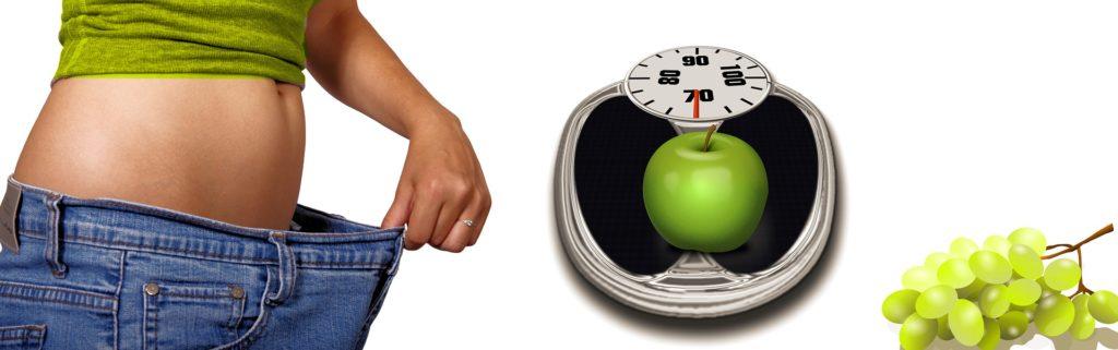 Ohne Ernährungsumstellung geht das Bauchfett nicht weg