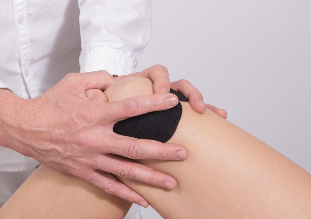 Schmerzen im Knie sind oft bei Läufern
