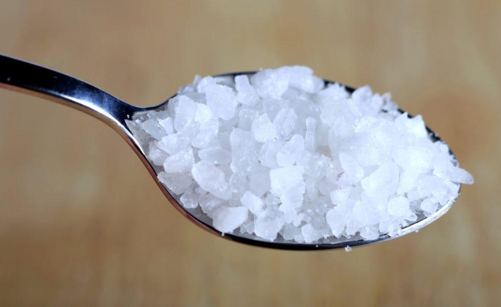Salz hilft bei der Nerv-Muskel-Koordination