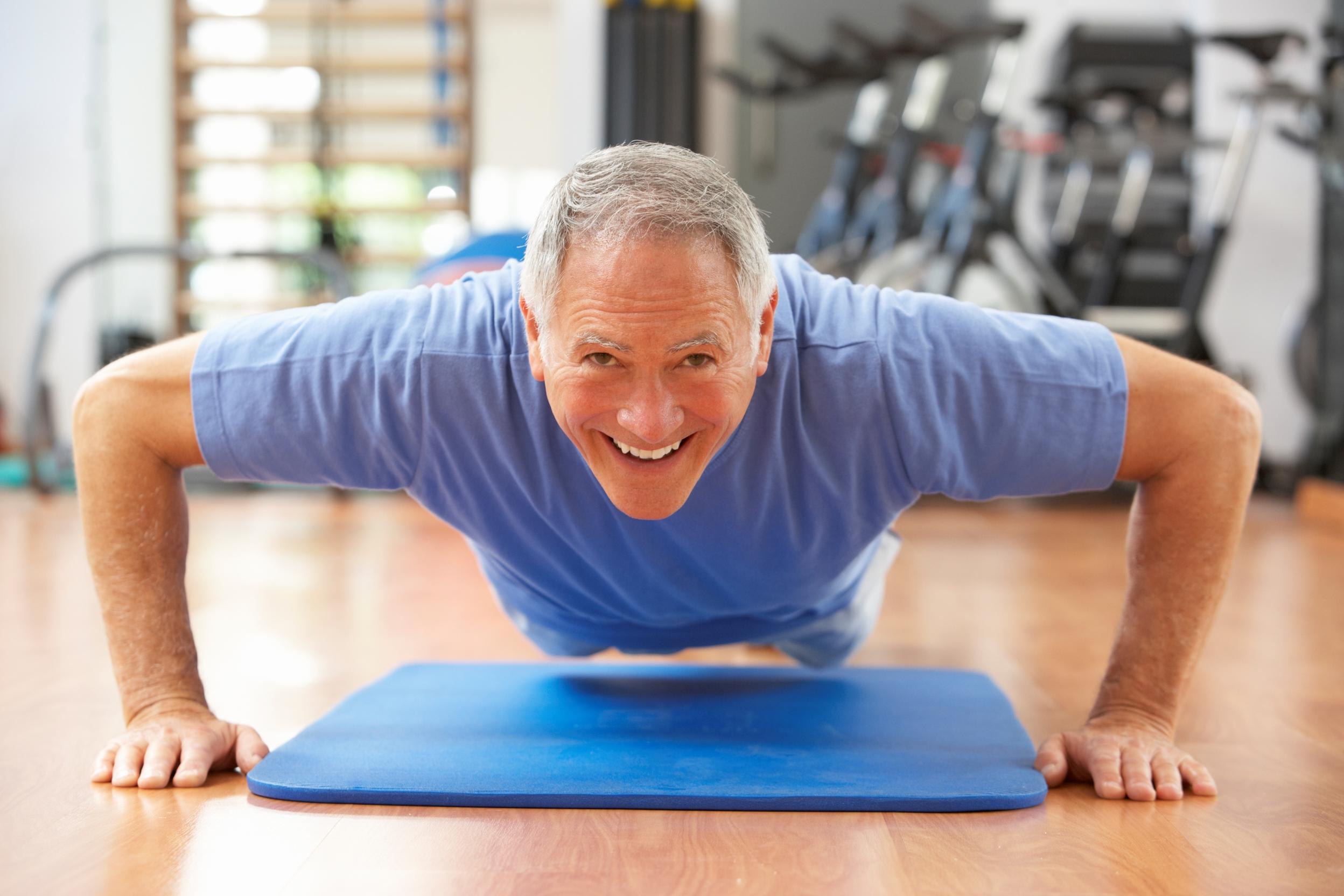 Altersgerechtes Training – darauf musst Du achten