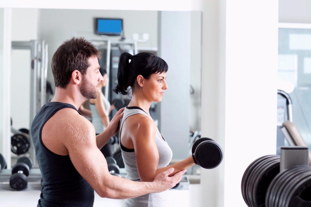 Muskelwachstum braucht seine Zeit