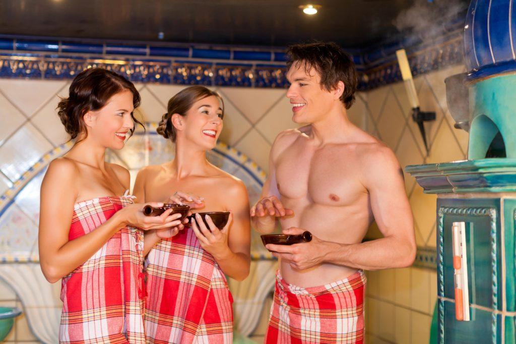 So gut tut Sauna