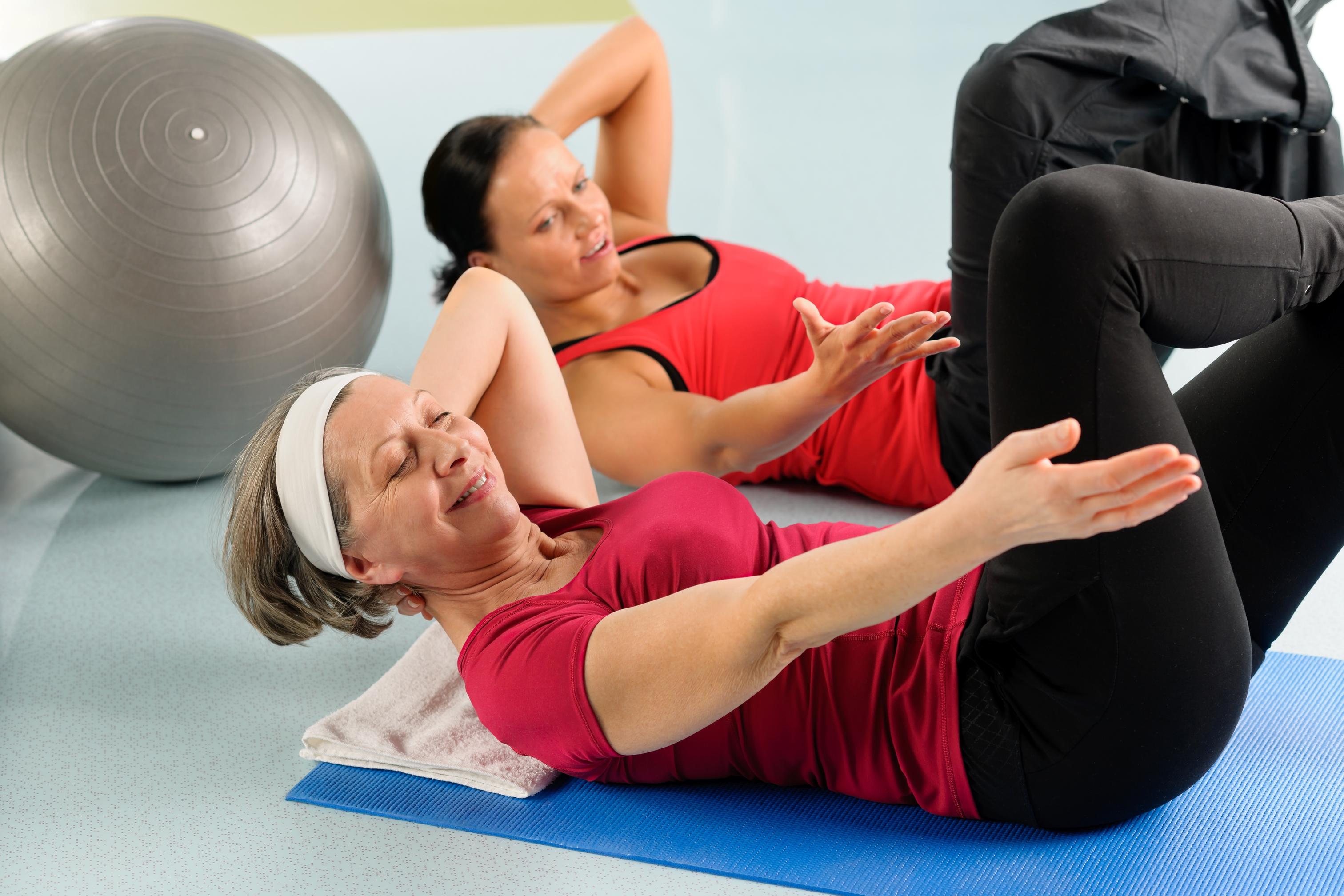 Wie regelmäßige Fitness uns länger leben lässt