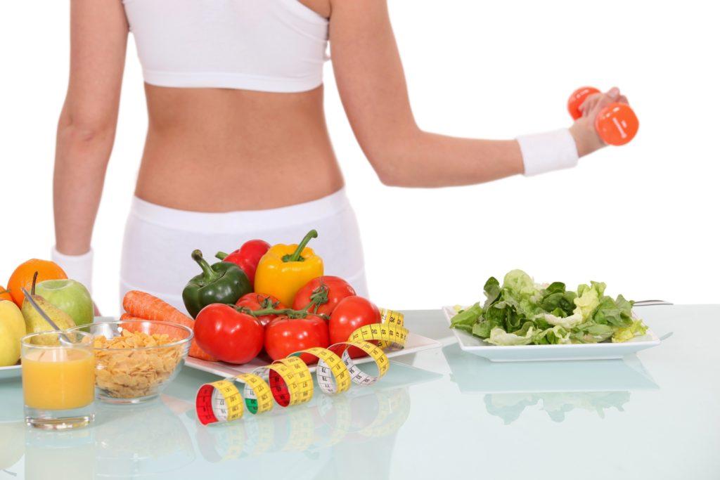 Läufer brauchen Ist und Gemüse