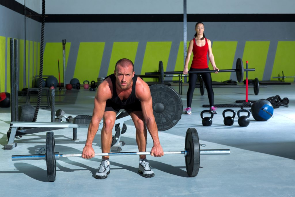 Barbell Complexes