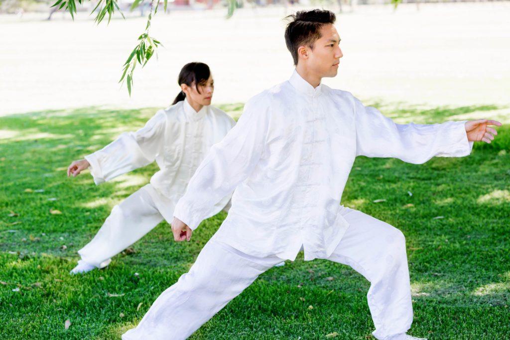 Uraltes Low-Impact-Training aus China: Tai-Chi