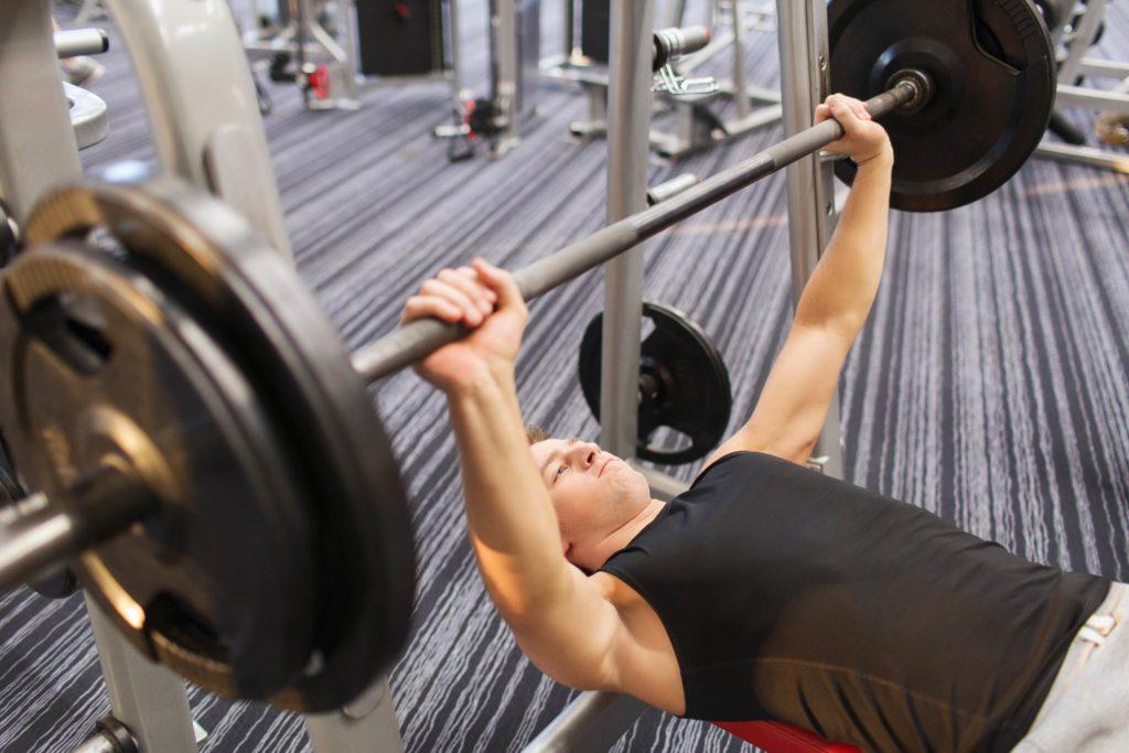 Die exzentrische Phase ist wichtig für das Muskelwachstum
