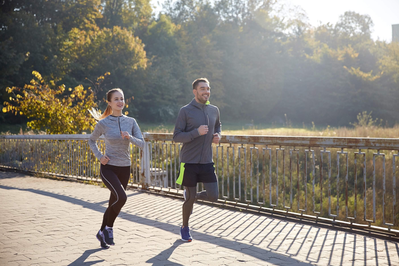 Lauftraining: Läufer sollten nicht nur laufen