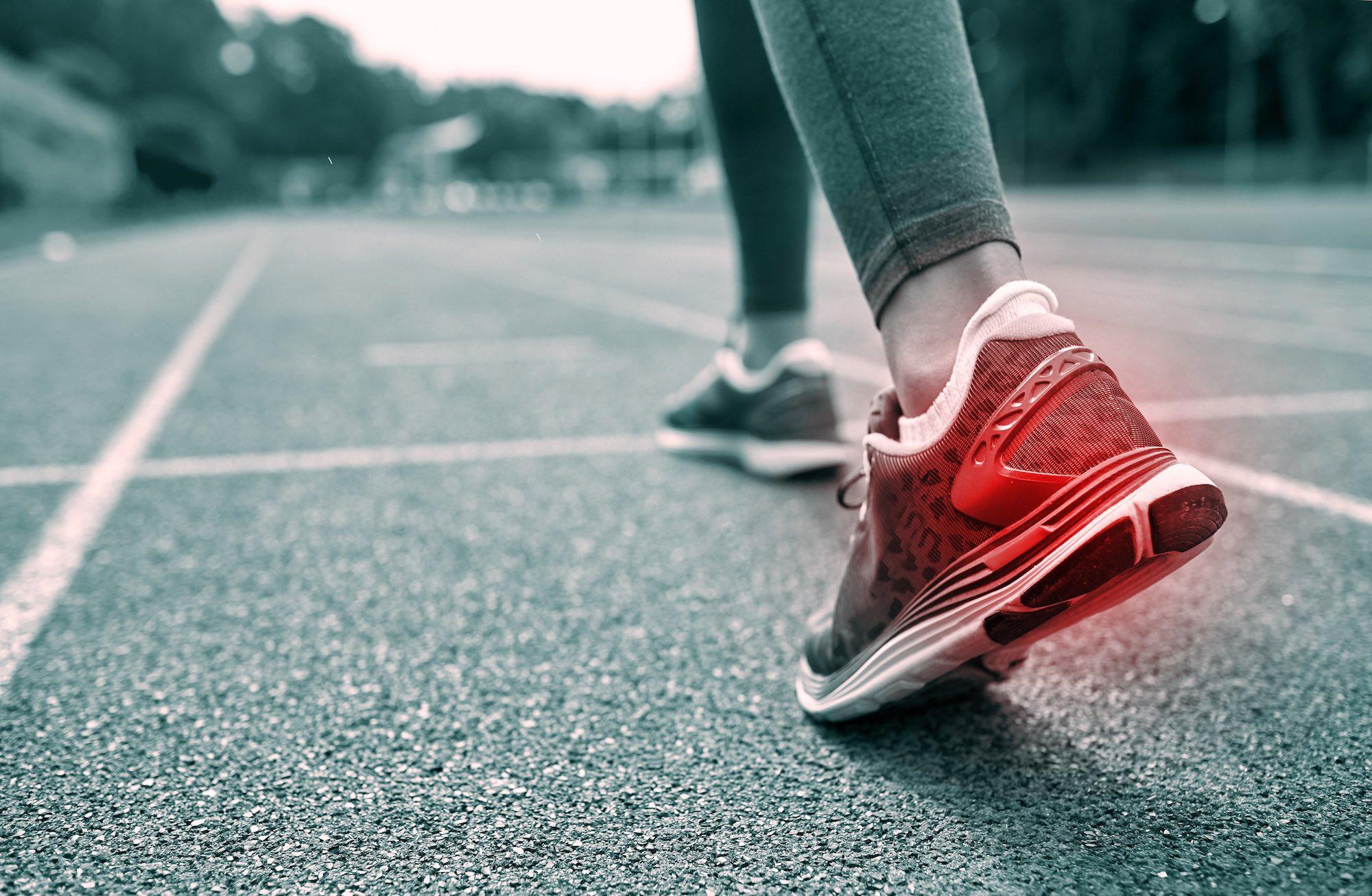 Auch die Achillessehne lässt sich trainieren