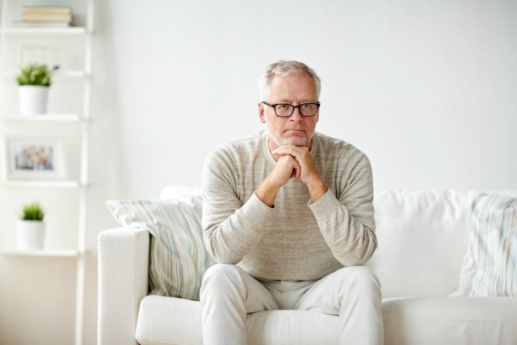 Unbedingt professionelle Hilfe bei Depressionen annehmen