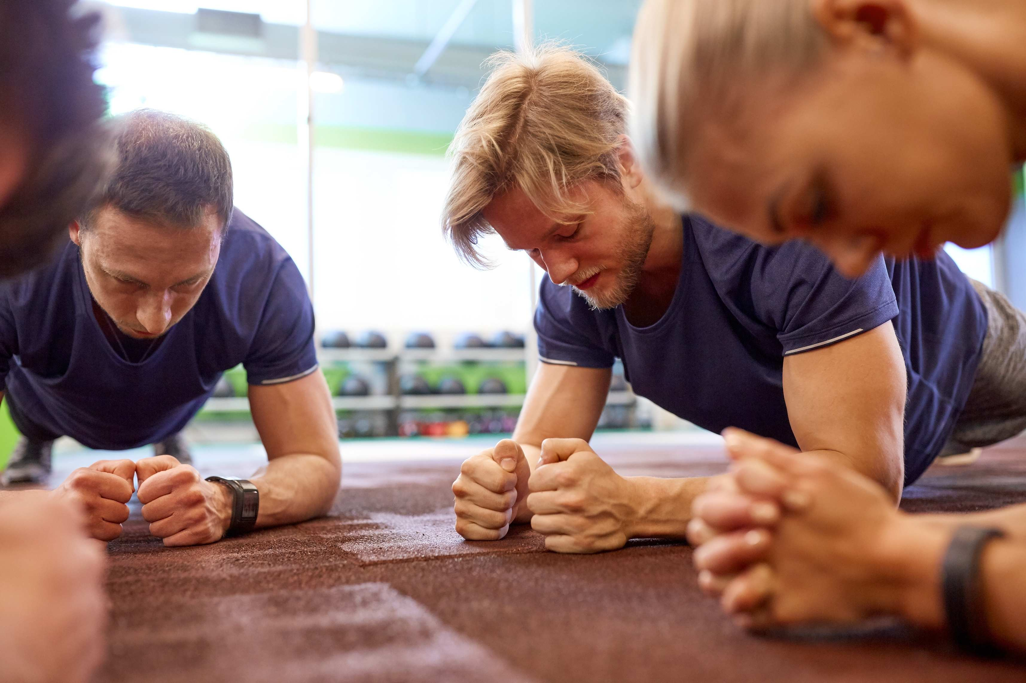 8 effektive Übungen für ein Core-Workout