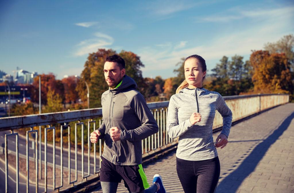 Regelmäßiger Sport schützt effektiv vor Depressionen