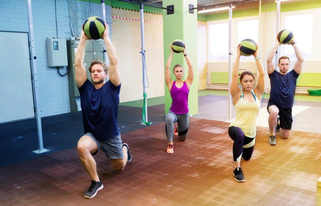 Low-Impact-Training stärkt den Rücken