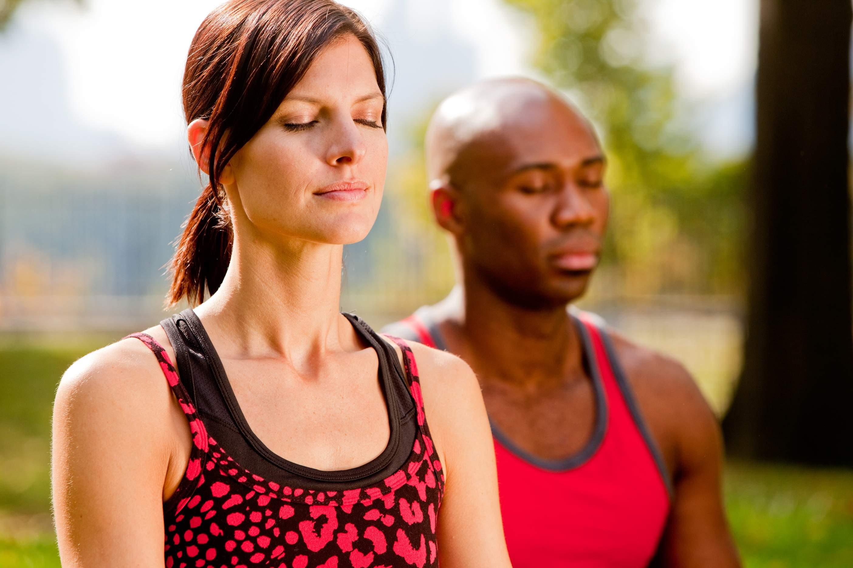 Achtsamkeitstraining steigert die sportliche Leistung