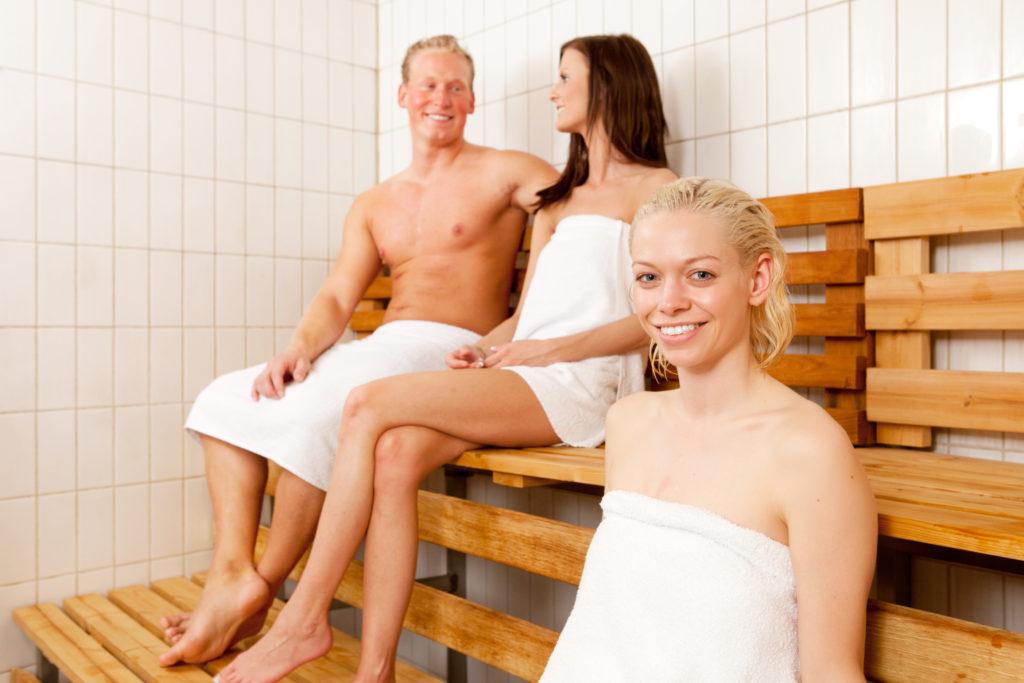 Sauna, Durchblutung, Regeneration