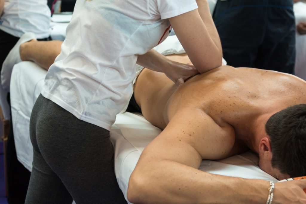 Massagen helfen bei der Regeneration