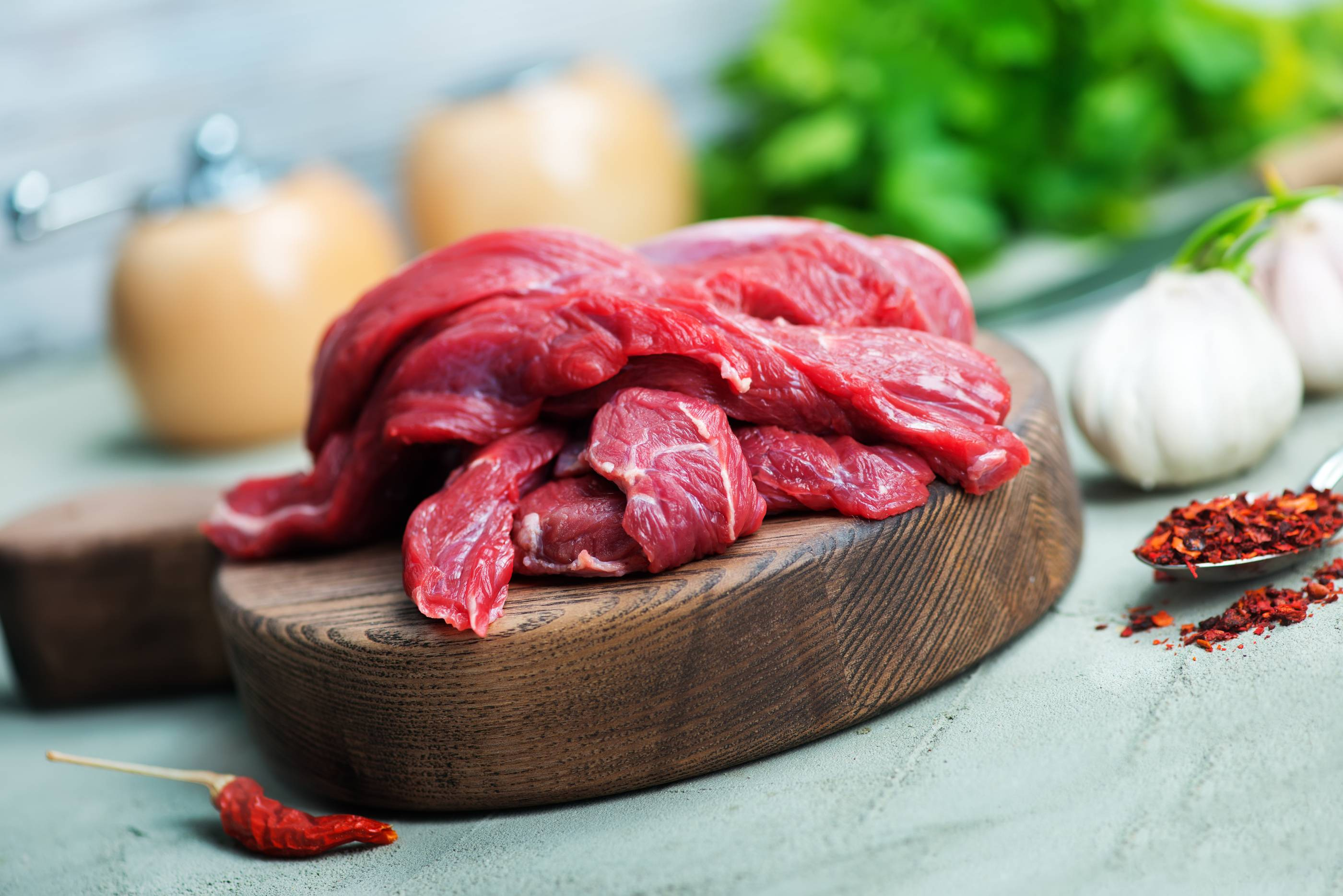 Rotes Fleisch ungesünder als gedacht