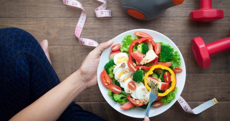 Vegetarier kommen auch fleischlos in Topform