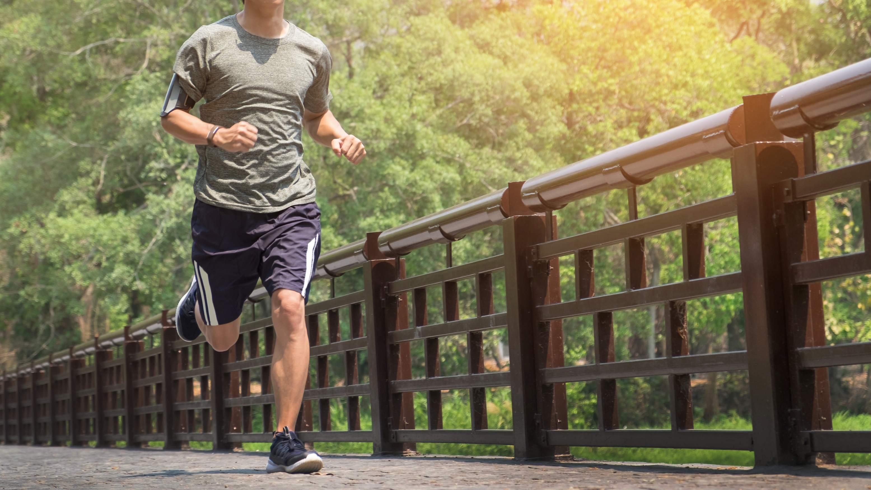 Die optimale Schrittlänge beim Laufen