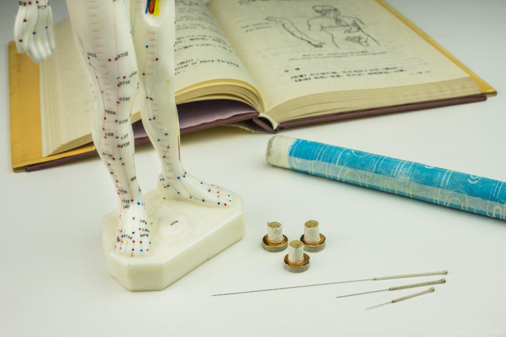Akupunktur, Regeneration