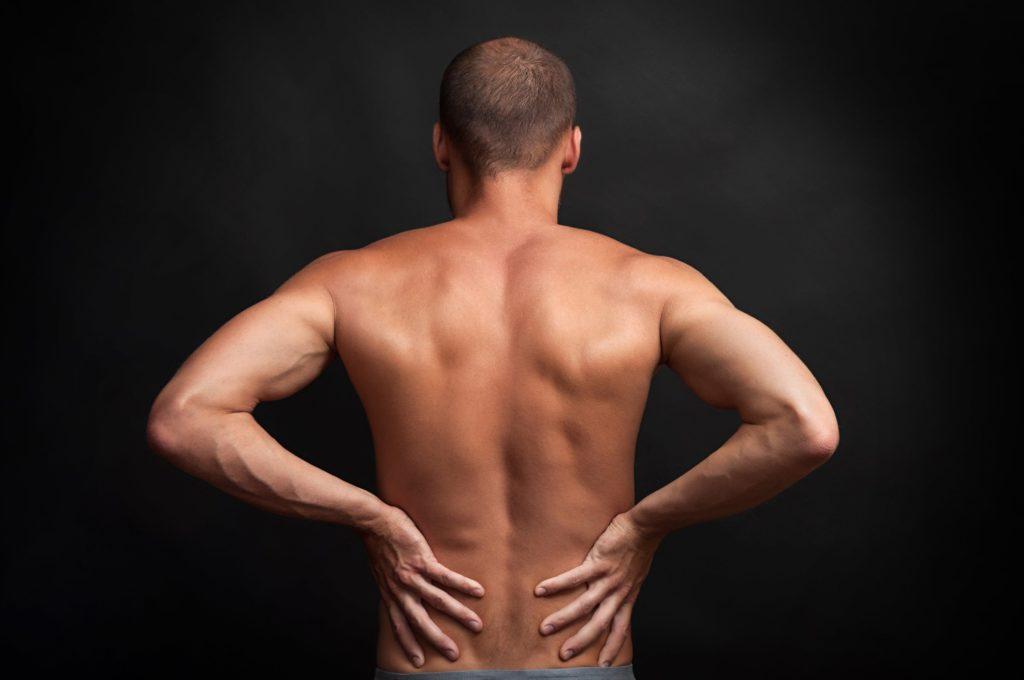 Der Piriformis ist ein Hilfsmuskel im tiefen unteren Rückenbereich