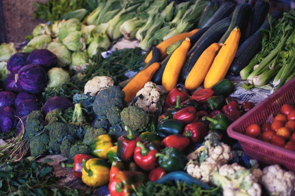 Vegetarier und Veganer - Fleischlos zur Topform