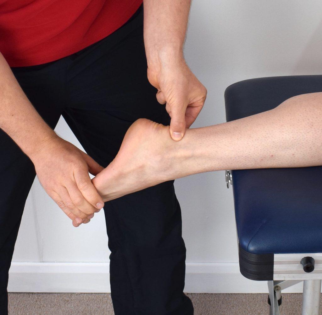Die Achillessehne macht vielen Sportlern Ärger