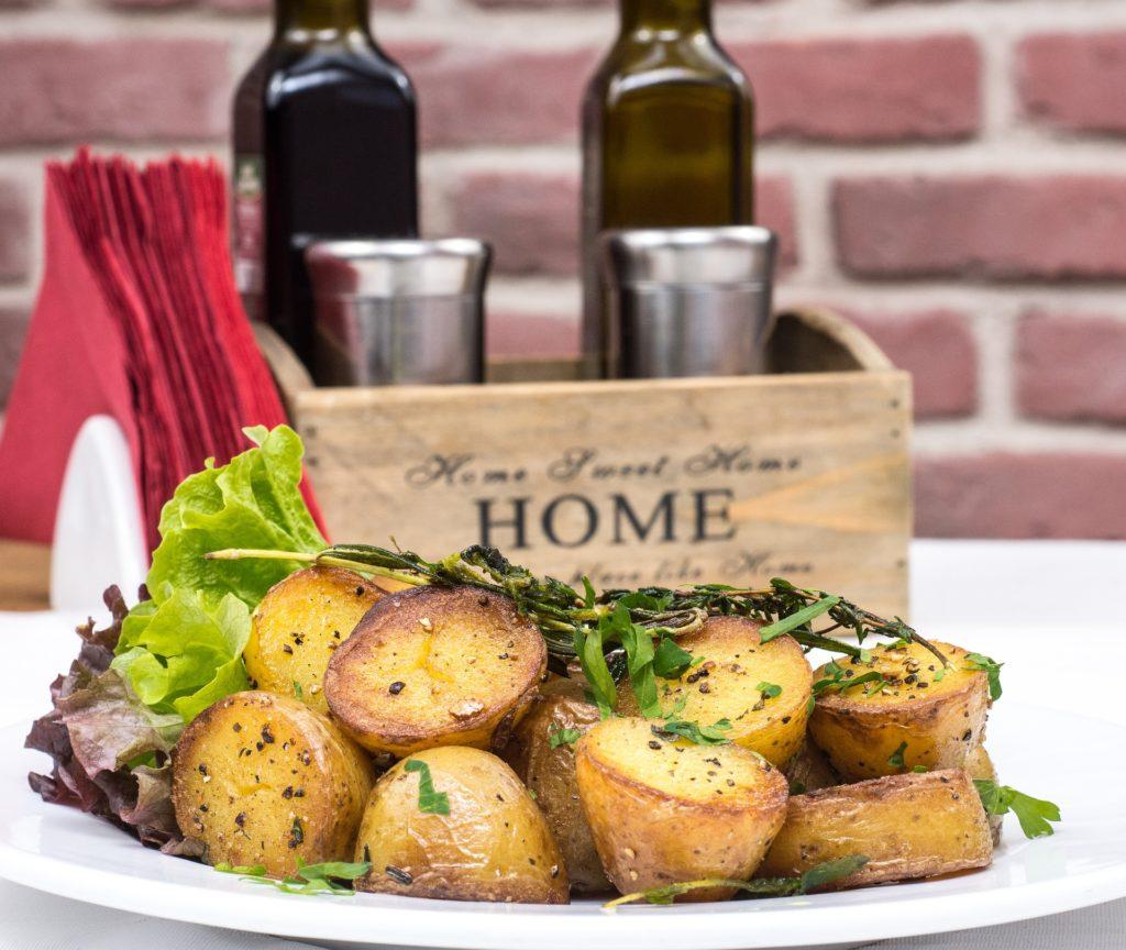 Kartoffeln sollten öfters auf dem Speiseplan stehen