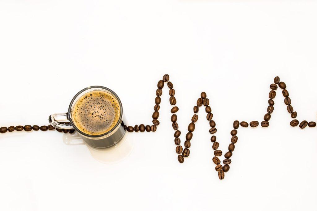 Koffein als Energiebooster