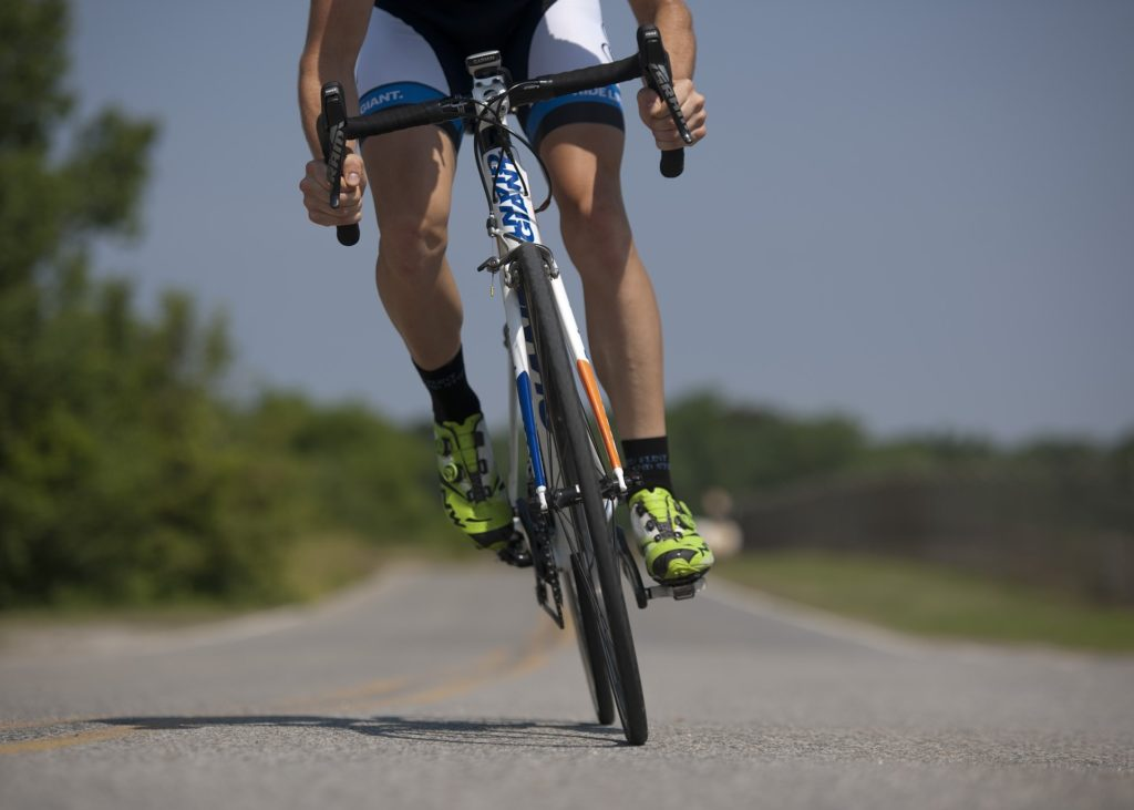 Radfahren, Potenz
