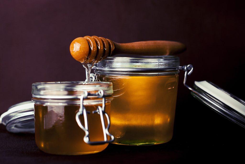 Honig ist eine gesunde Zuckerquelle