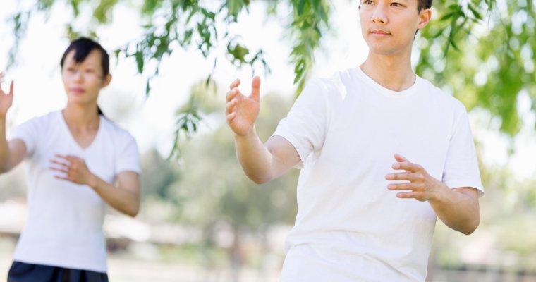 Was Tai-Chi, QiGong und Aikido so gesund macht