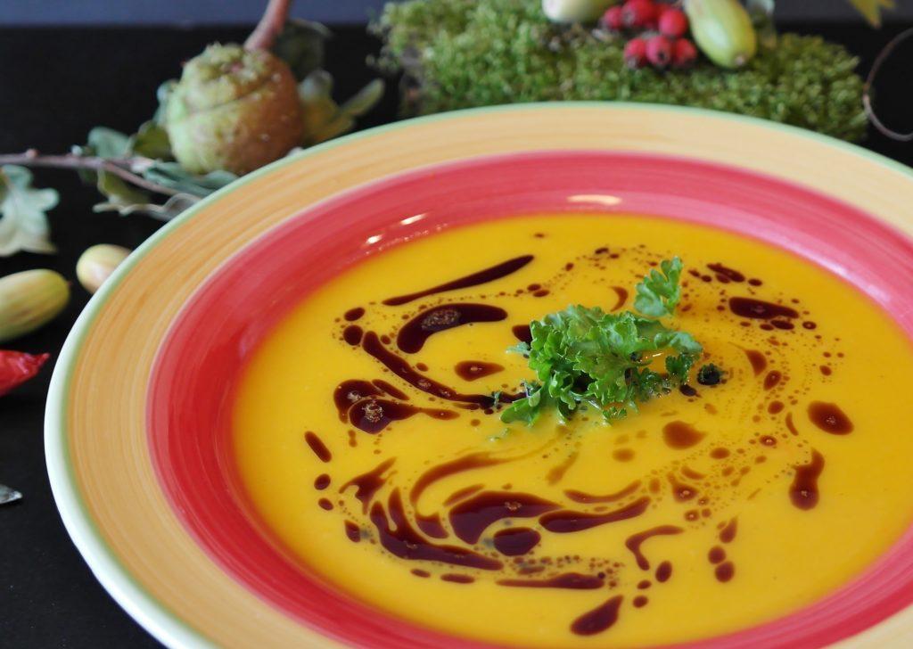 Suppendiät ist eine beliebte Trend-Diät
