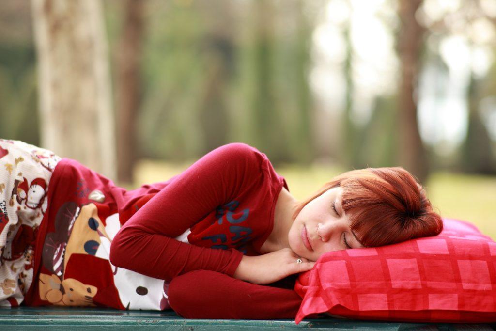 Ein gutes Kissen verbessert den Schlaf