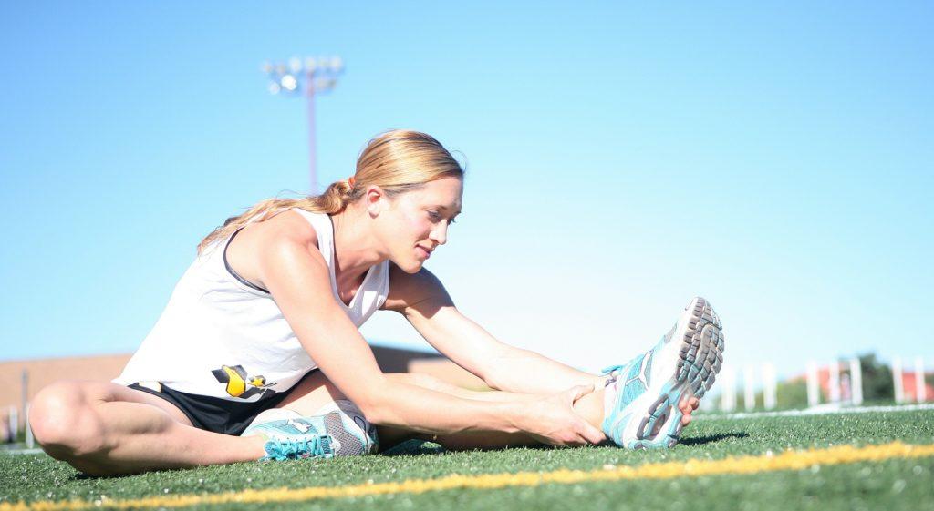 Stretching reduziert die Leistungsfähigkeit vor einem Wettkampf
