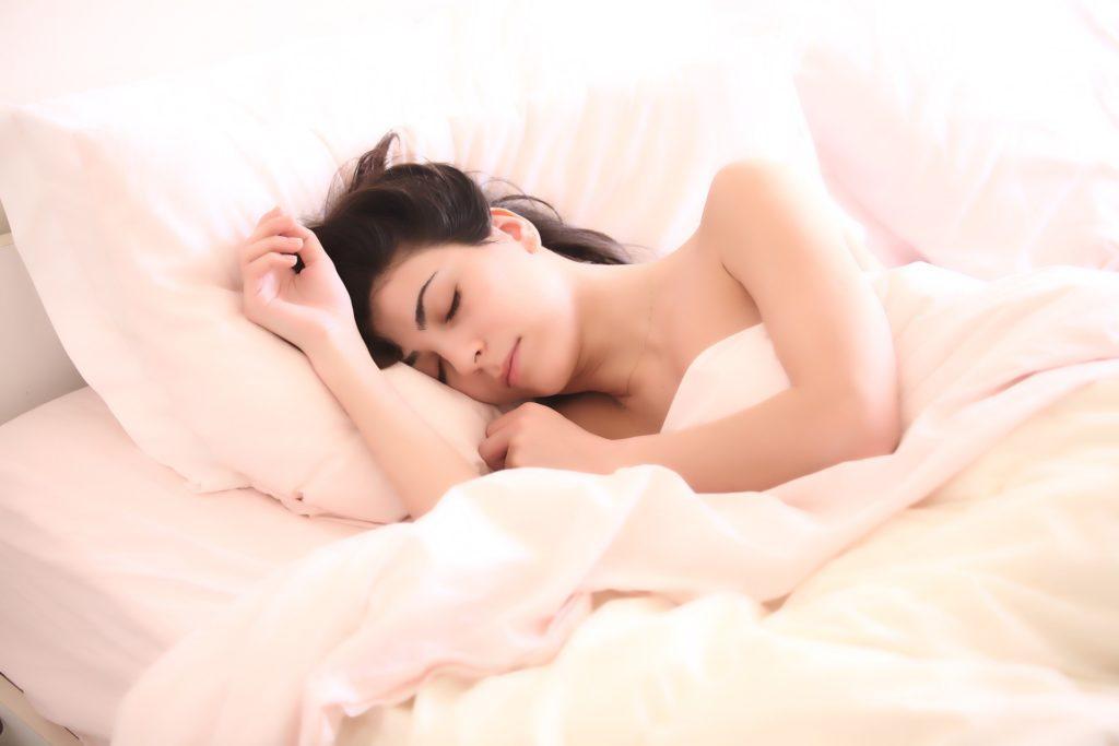 Es gibt verschiedene Schlafstadien
