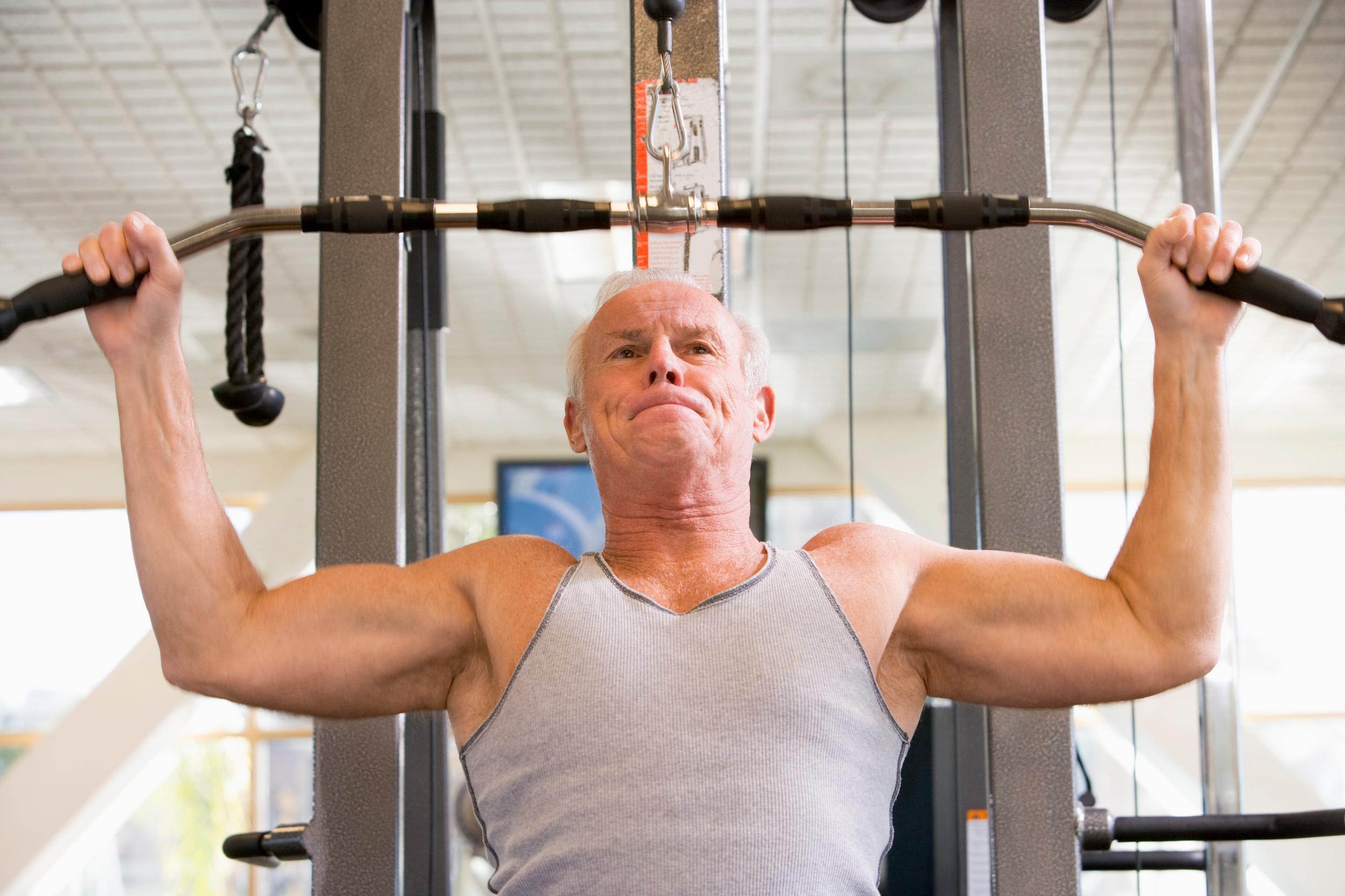 Seniorensport darf ruhig häufiger sein