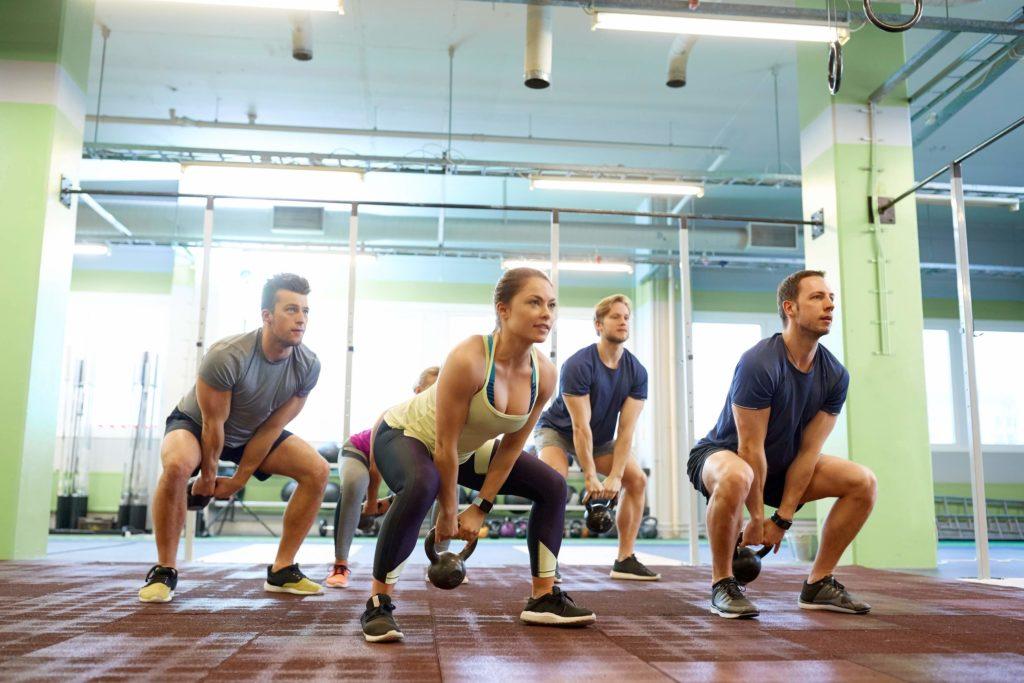 Crossfit und Funktional Fitness haben andere Regeln