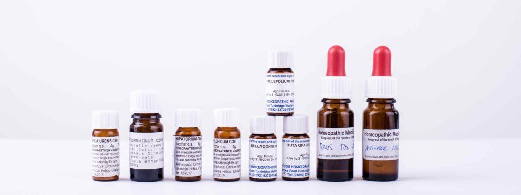 Homöopathie für Sportler