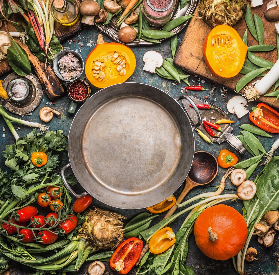 So vermeidest Du Vitaminverlust bei Lebensmitteln
