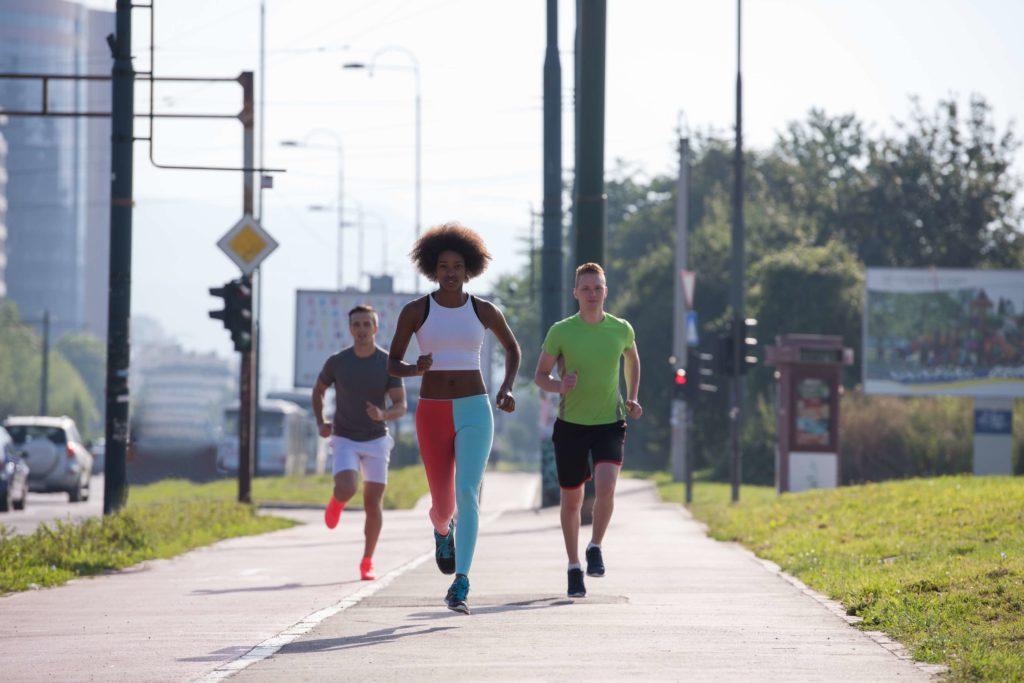 Joggen hat trotz Luftverschmutzung positive Effekte