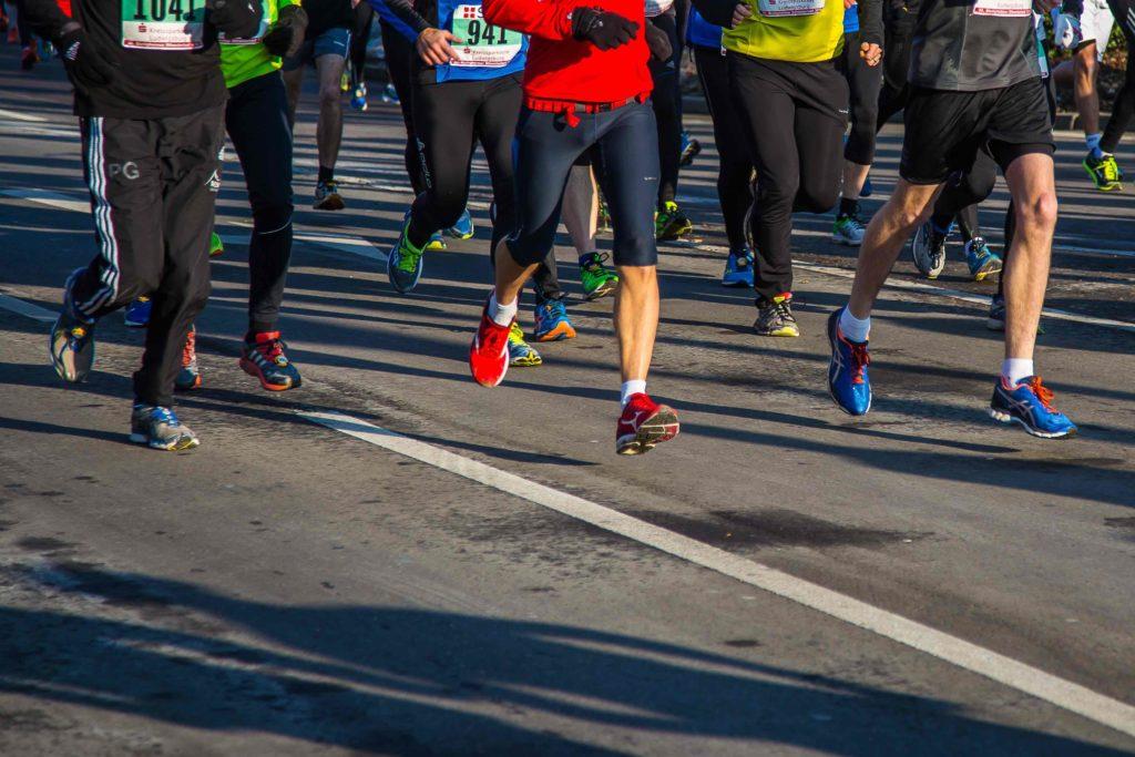 Auf den eigenen Körper hören ist auch für Läufer mit Sportherz wichtig