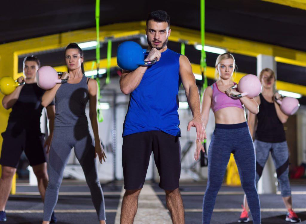 Intensives Training macht den Körper schneller fit und gesund