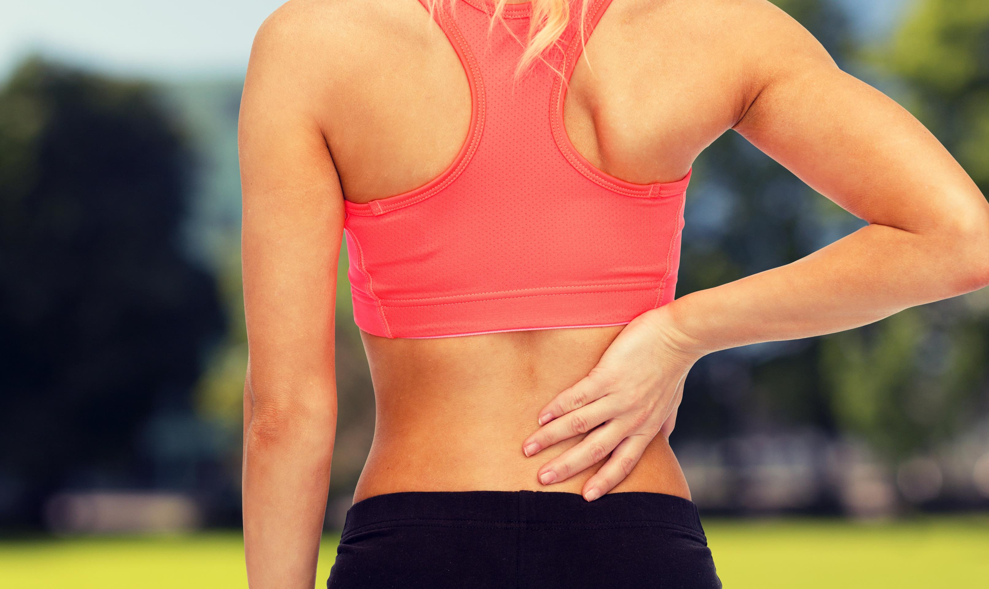 Beinkrafttraining schützt vor Rückenschmerzen