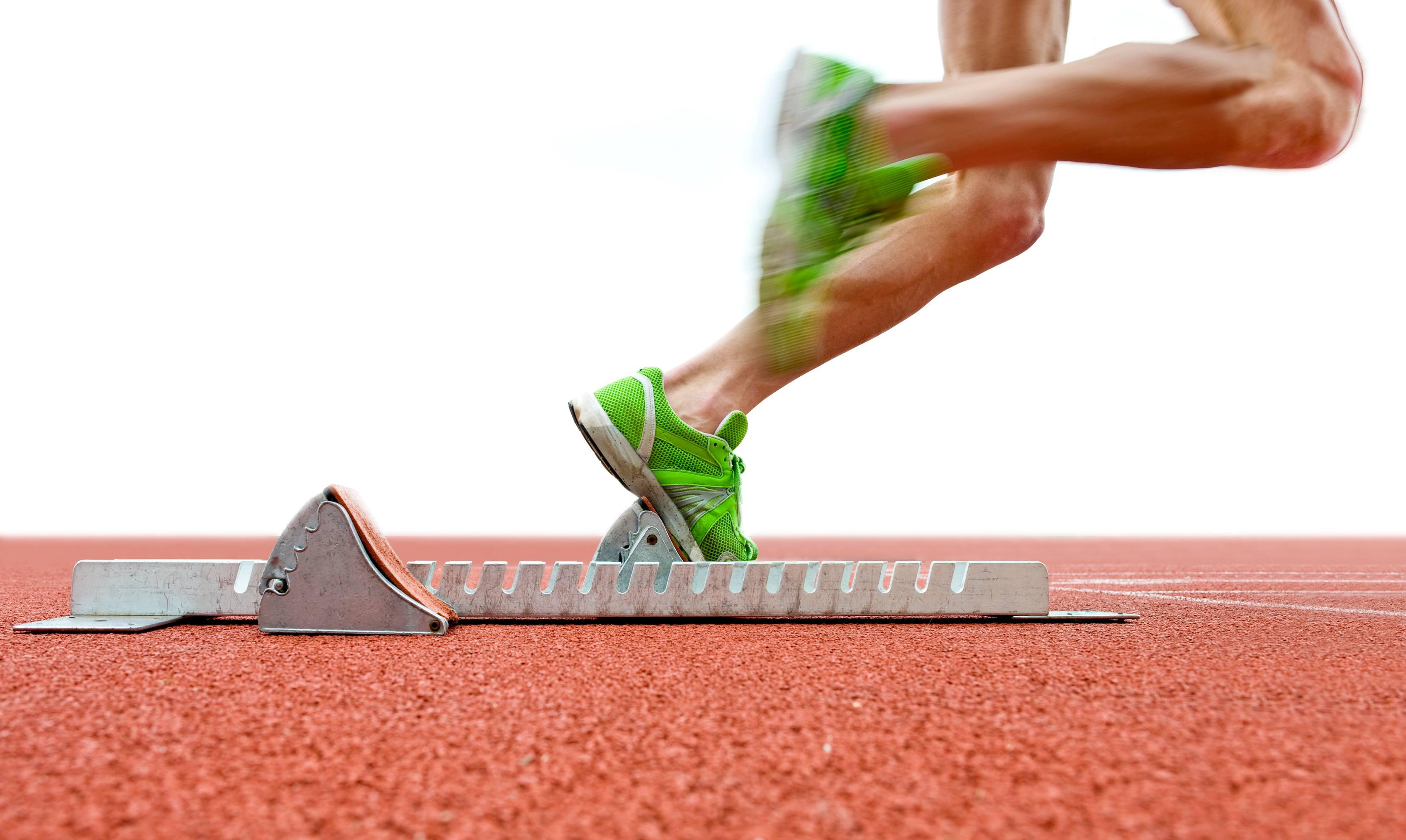 Sprintschnelligkeit im Alter