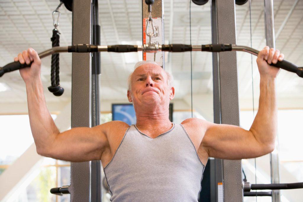Weniger als 60 Minuten Krafttraining pro Woche sind gut für die Herzgesundheit